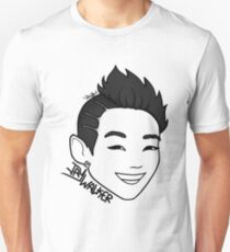 JayWalker (Original - Black) T-Shirt