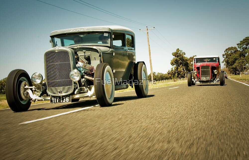 Cruising to Chopped by FuelMagazine