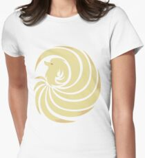 Epilogue of Fire ~ Ninetales Women's Fitted T-Shirt