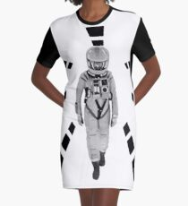 2001 a space odyssey II Graphic T-Shirt Dress