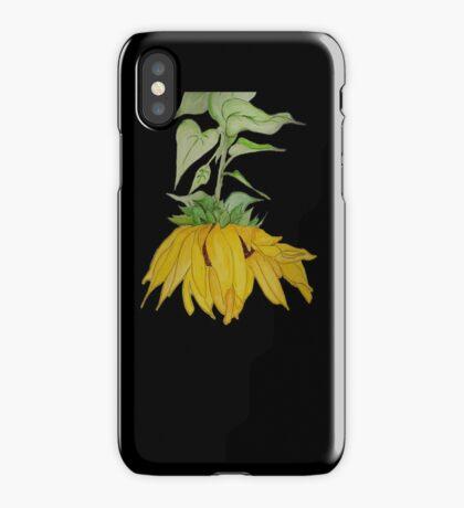 Lori's Sunflower iPhone Case