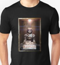 Annabelle The Cult Doll Slim Fit T-Shirt