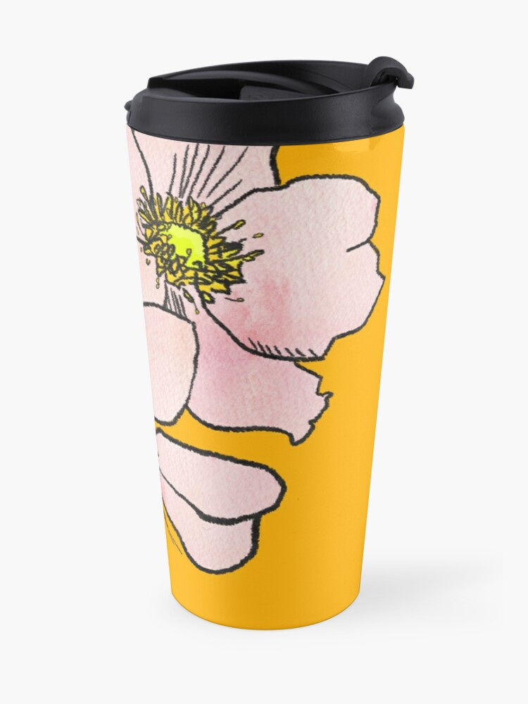 Alternate view of Anemone Travel Mug