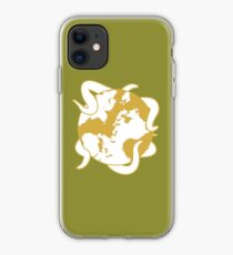 The Princess And The Orrery icon iPhone Case