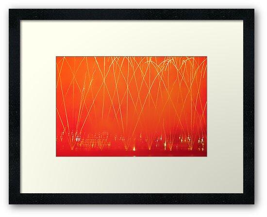 My Heart Shoots Toward The Sun by Ainsley Kellar Creations