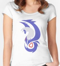 Guardians of Altomare - Latios Women's Fitted Scoop T-Shirt