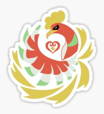 Heart Gold - Ho-Oh Sticker