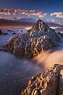 Kaikoura sunset 4 by Paul Mercer