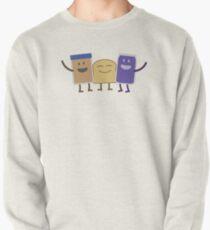 Best Friends Pullover Sweatshirt