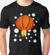 Himmels-Laterne - Kong-Ming Laterne Slim Fit T-Shirt