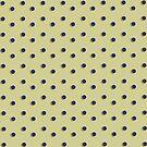 3D-Punktmuster VI von tamaya111