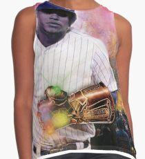 Crosstown Snapping Sleeveless Top