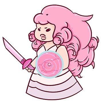 Rose Quartz by koartss