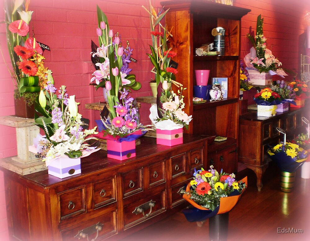 Florist Shop -  Love it in here. by EdsMum