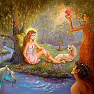 FAIRY OF MYSTIC FOREST by Judy Mastrangelo