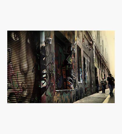 Melbourne's Laneways & Alleys 11 Photographic Print