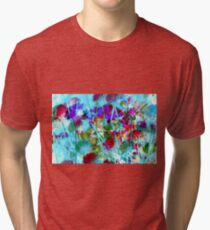 Secret Garden II Tri-blend T-Shirt