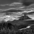 Snake River Overlook by Justin Baer