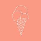 Ice Cream Cone by THPStock