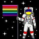 Stolz-Astronaut von Kiluvi
