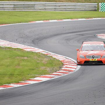 Mercedes DTM Touring Car - Brands Hatch by DanRedrup