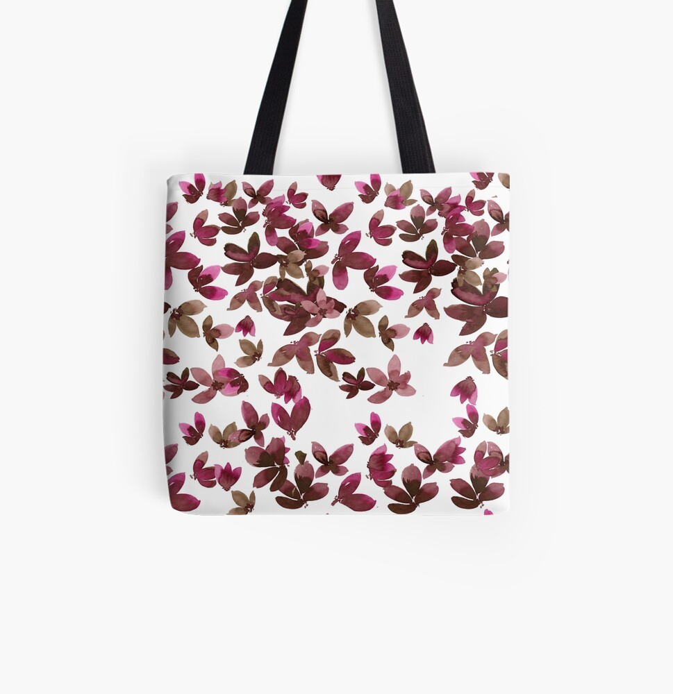 Born to Butterfly - Autumn Palette All Over Print Tote Bag