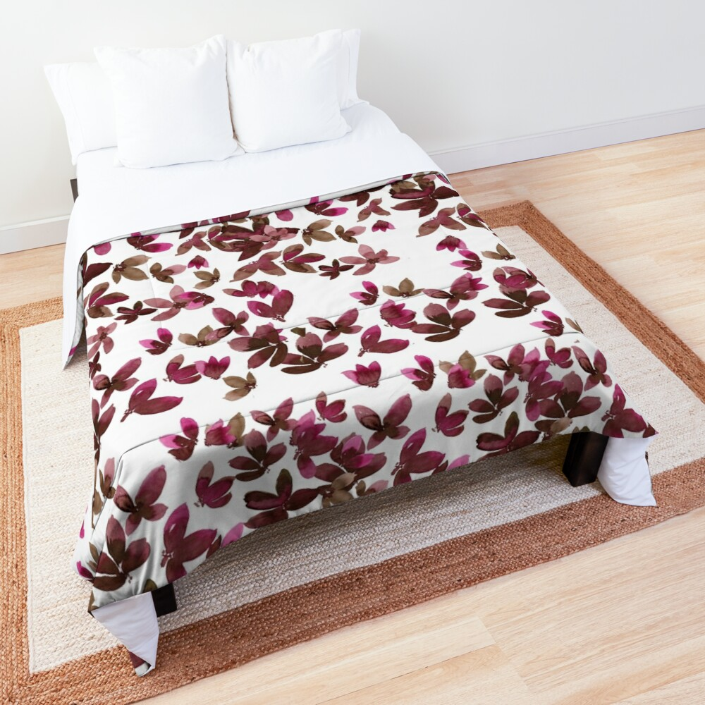 Born to Butterfly - Autumn Palette Comforter