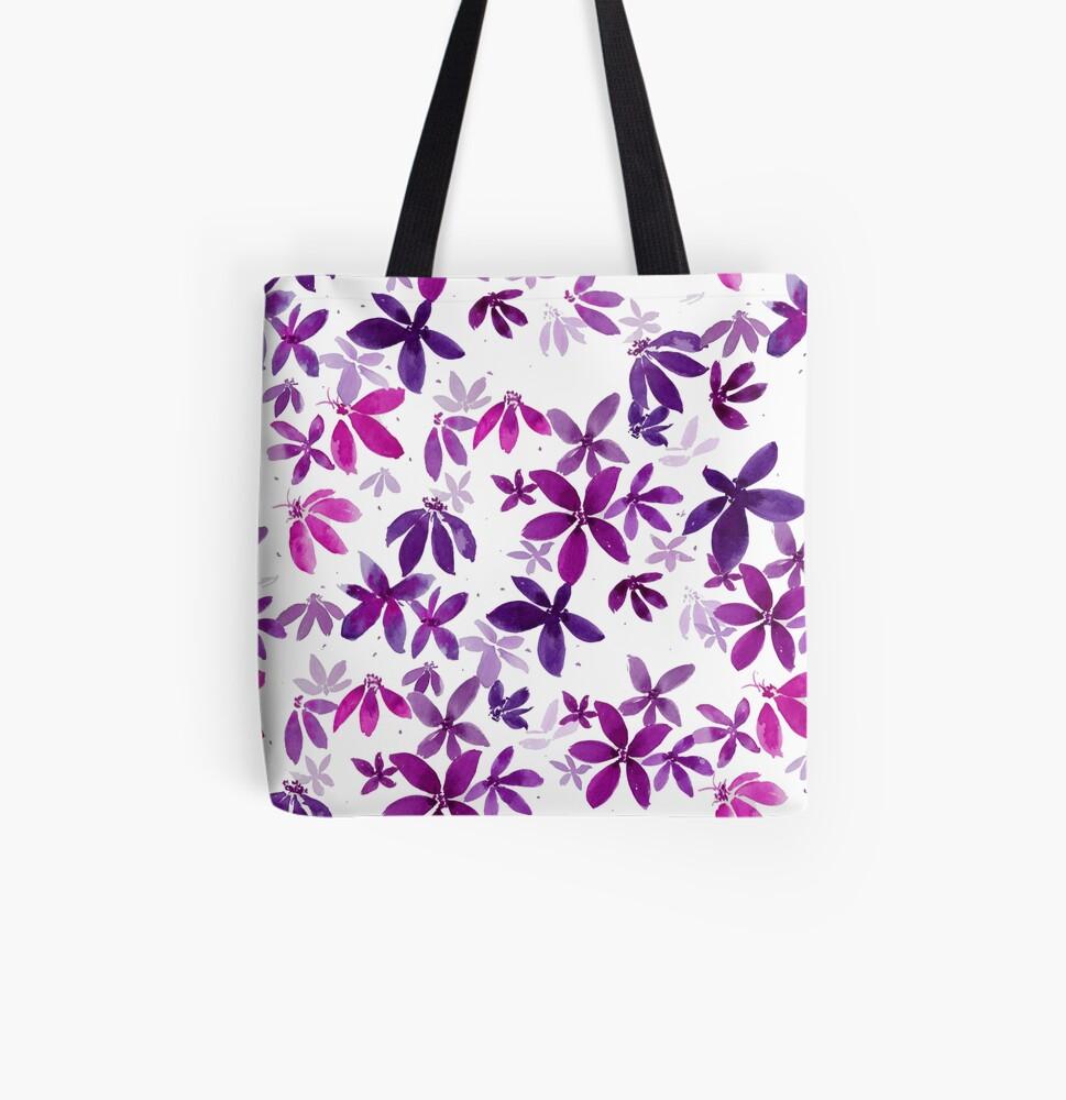 Celeste - Pink Palette  All Over Print Tote Bag