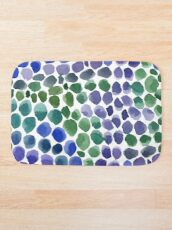 Path to the Secret Garden Bath Mat