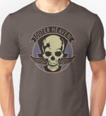Metal Gear Solid - Outer Heaven (Alternate coloring) Unisex T-Shirt