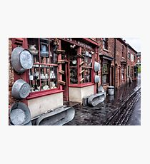 Victorian Stores Photographic Print