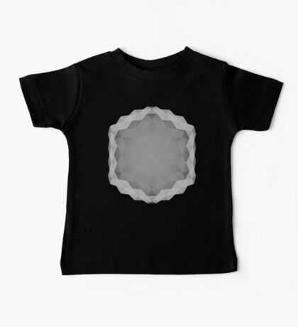 Hex scintillation optical illusion Kids Clothes