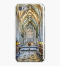Cathedral Aisle iPhone Case/Skin