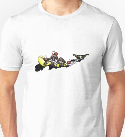 Banana Split Tee T-Shirt
