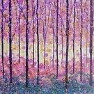 Enchanted Forest by Michelle Erickson