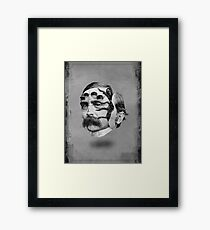 The Amazing Man-Spider Framed Print