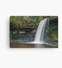 Sgwd Gwladys Waterfall Vale of Neath Canvas Print