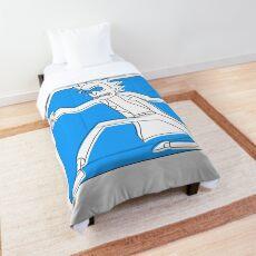 Rick and Morty | Minimalist Rick Comforter
