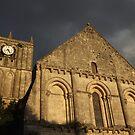 Eglise de Saint Savinien by Samantha Higgs