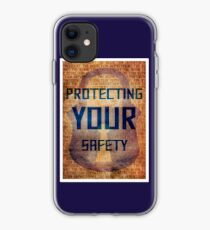 Protecting Your Safety iPhone Case