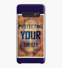 Protecting Your Safety Case/Skin for Samsung Galaxy