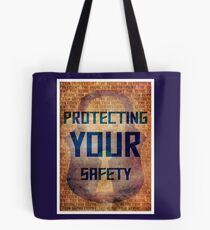 Protecting Your Safety Tote Bag