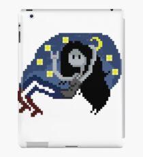 Pixel night Marceline iPad Case/Skin