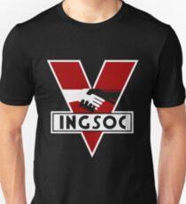 INGOSOC 1984 Slim Fit T-Shirt