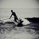 Paddleboard by PeggySue67