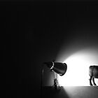 luminous sacred cow by kuansEYE