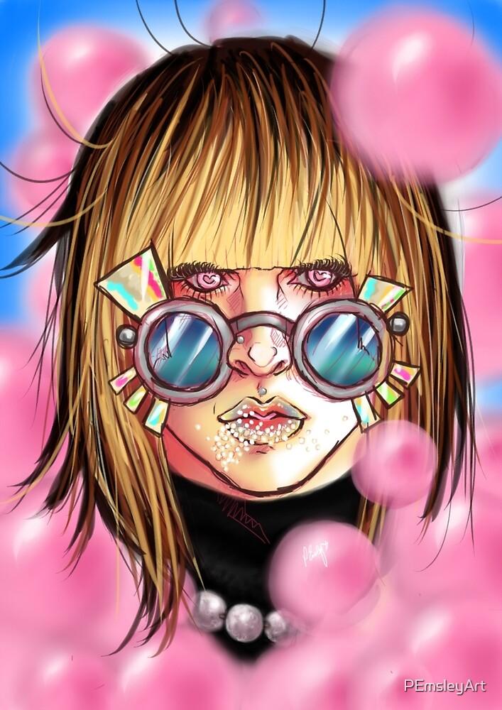 Pop Culture Queen by PEmsleyArt