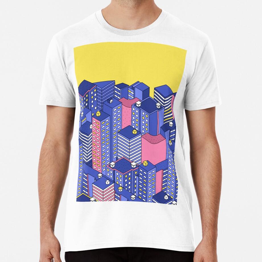 Electricity Premium T-Shirt