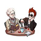 good omens by iampompeii