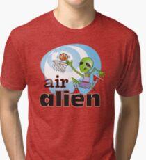 air alien Tri-blend T-Shirt